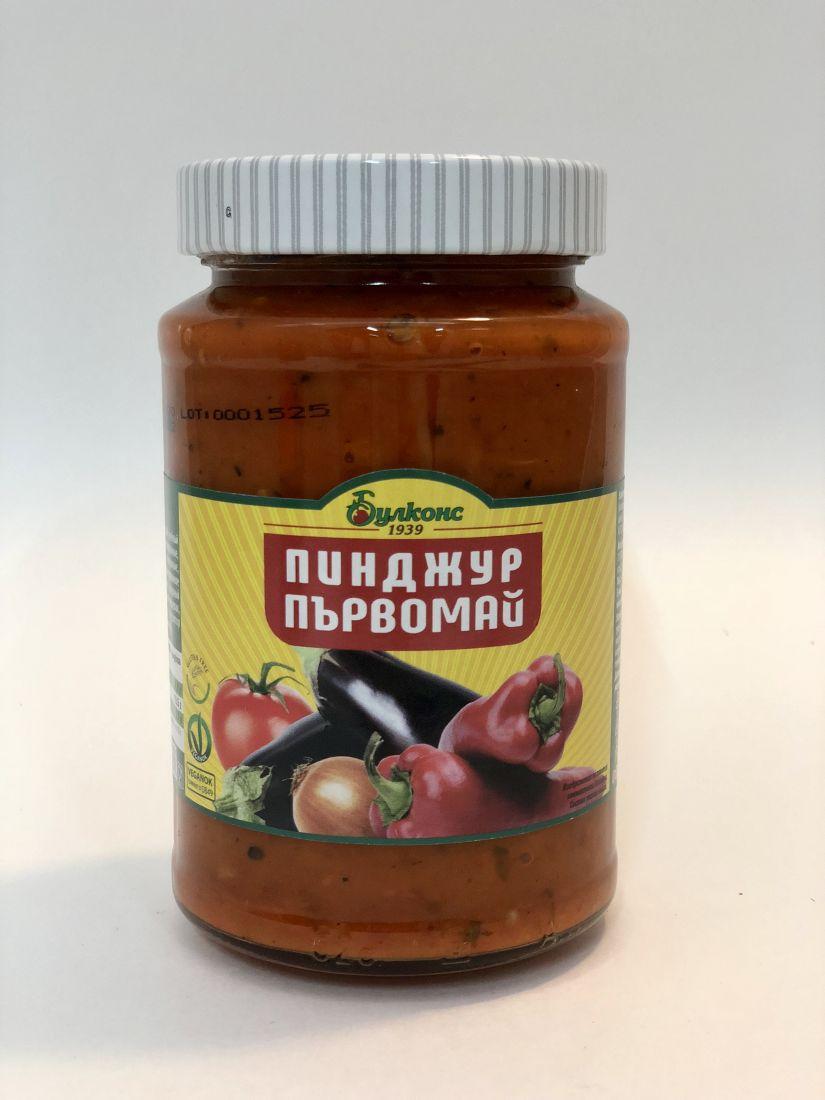 Пинджур Первомай - 500 г