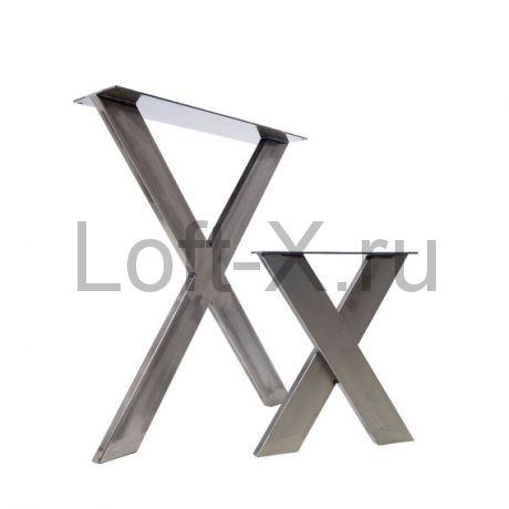 "Опора стола - ""Дизайн Х"""