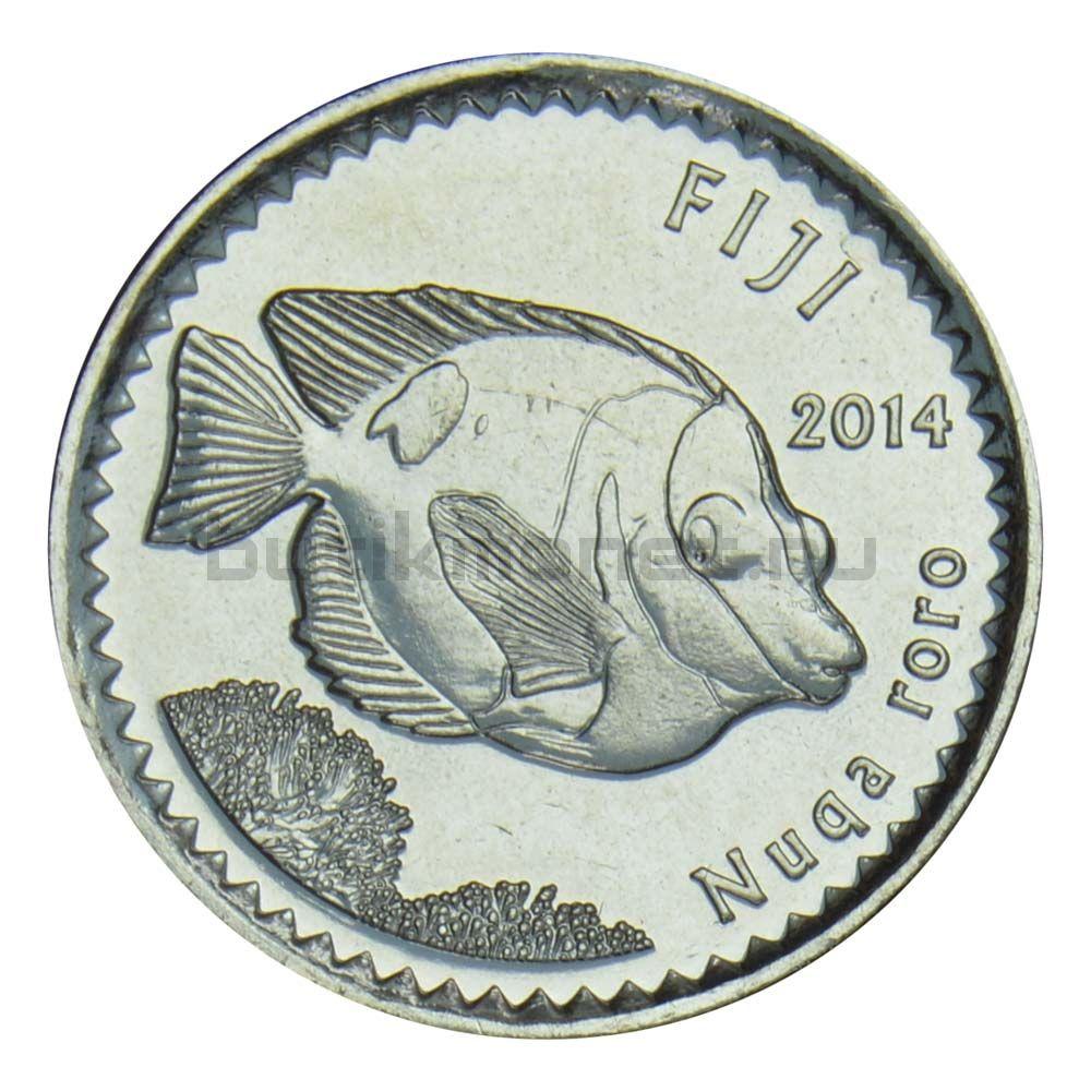 5 центов 2014 Фиджи
