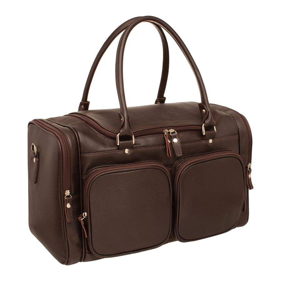 Дорожно-спортивная сумка BlackWood Barclay Brown