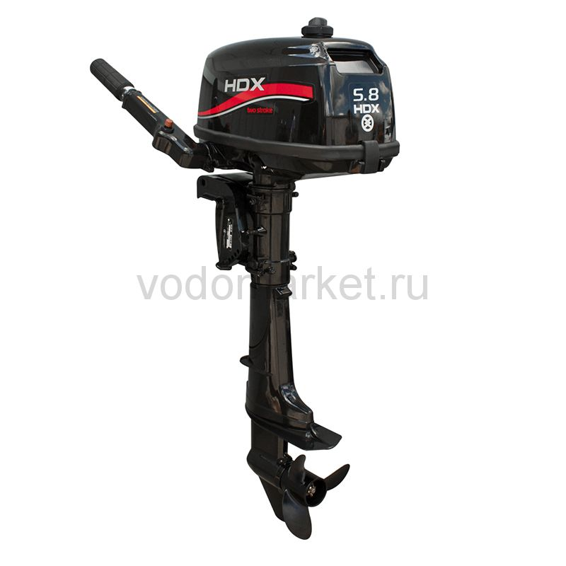 Лодочный мотор HDX R series T 5.8 BMS