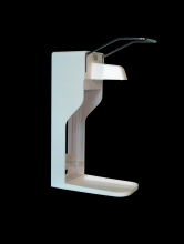 Дозатор локтевой настенный / VD-20 с дозирующим механизмом и ванночкой-каплесборником /1л