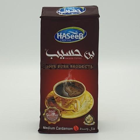 Арабский кофе с кардамоном medium Cardamon Хасиб HASEEB, 200 гр