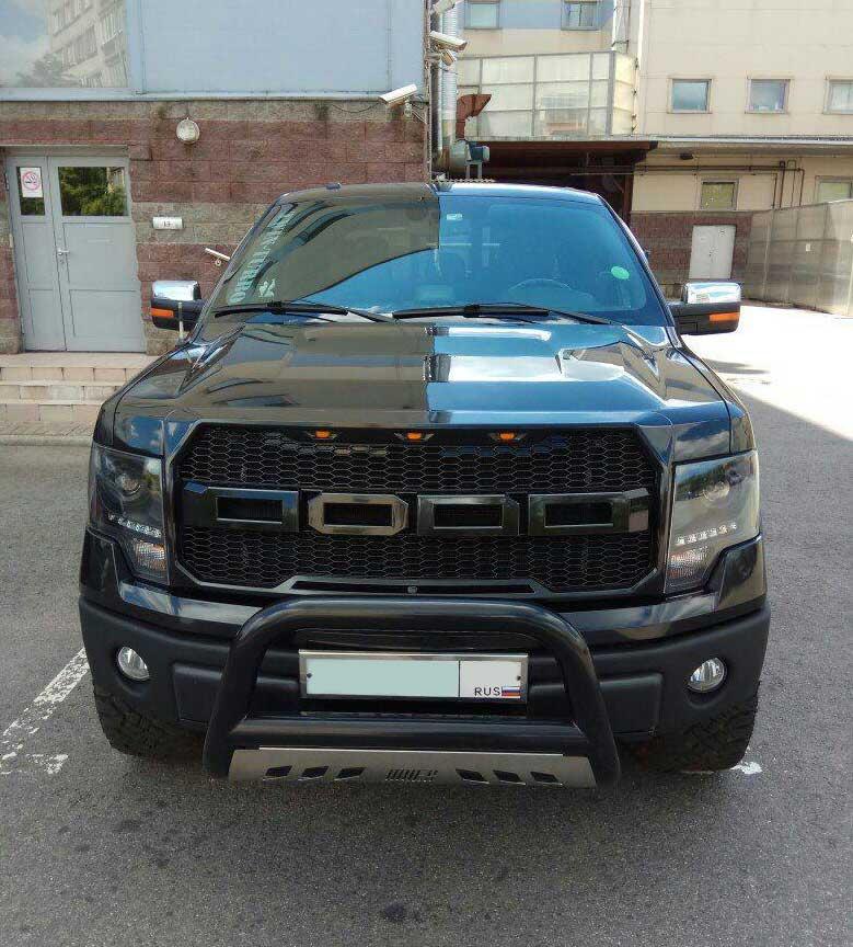 Ford F150, 2012г. аренда и прокат авто в Санкт-Петербурге (Спб) без водителя недорого цена на сутки