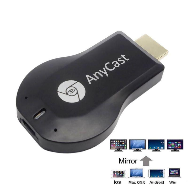 Miracast (Anycast) M2 - адаптер WiFi - HDMI для телевизора