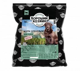 Хороший Хозяин корм для собак всех пород
