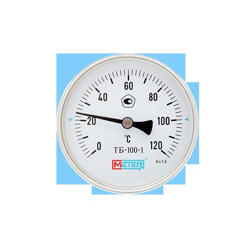 Метер ТБ-1 термометр биметаллический