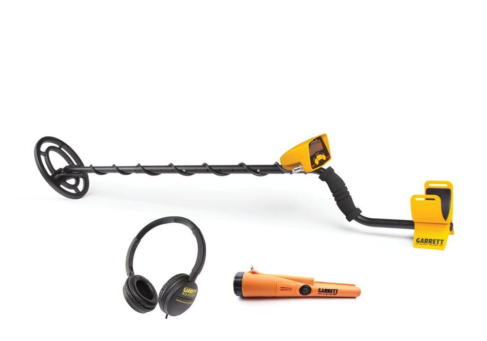 Металлоискатель Garrett ACE 150 RUS в комплекте с Pro-Pointer AT и наушниками