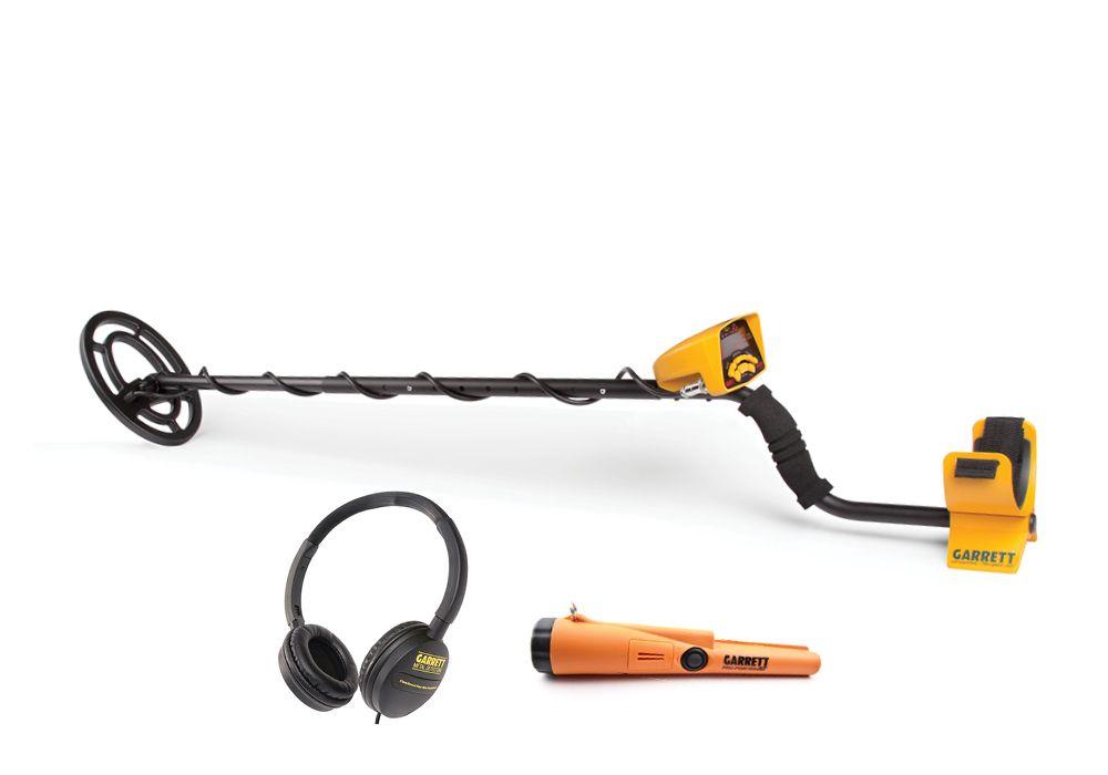 Металлоискатель Garrett ACE 250 RUS в комплекте с Pro-Pointer AT и наушниками