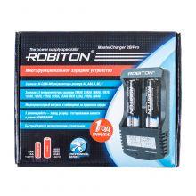 Зарядное устройство ROBITON MasterCharger 2B/Pro