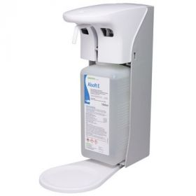 Дозатор ADS-500/1000 / сенсорный бесконтактный для антисептика и жидкого мыла /4 батарейки в комплекте