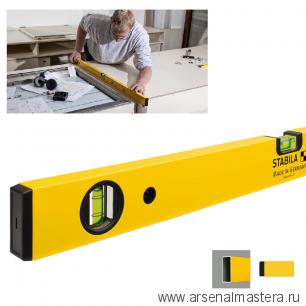 Уровень строительный тип 70 100 см STABILA 02288