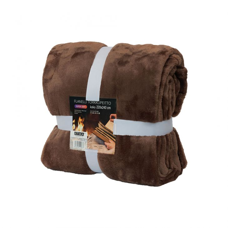 Плед SHERPA Blanket 220*240 см burgundy