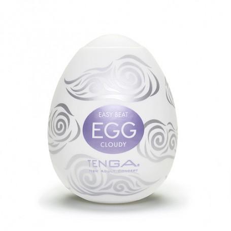TENGA № 10 Стимулятор яйцо Cloudy