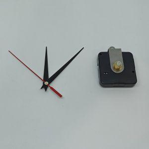 `Часовой механизм, шток 16 мм, со стрелками №13