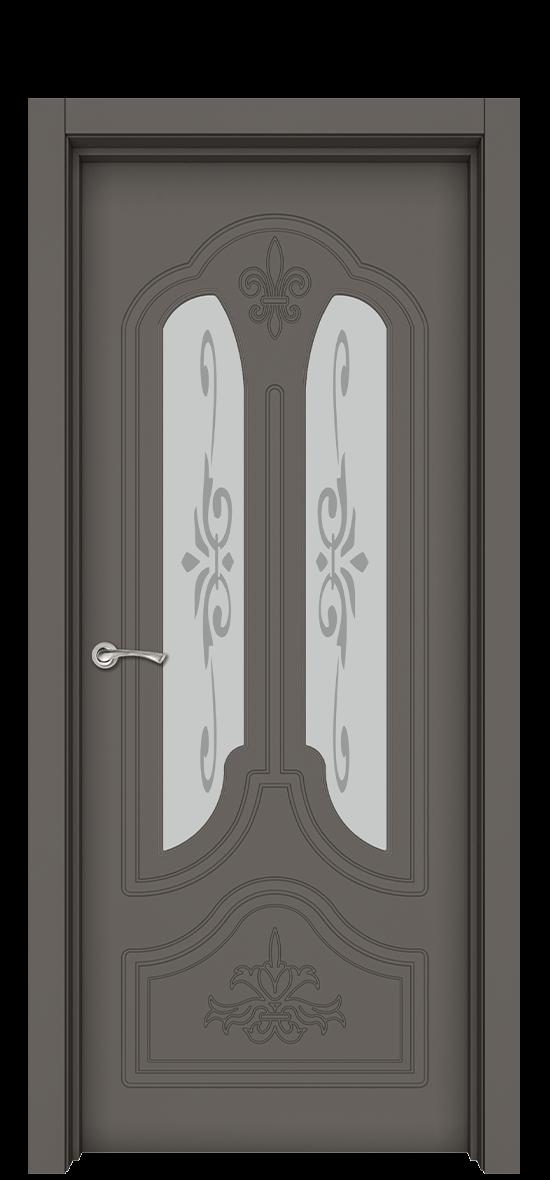 Межкомнатная дверь Александрия ДО