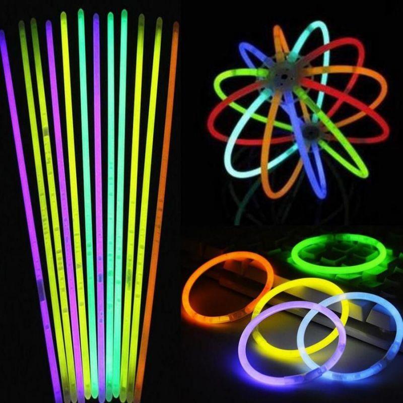 Набор светящихся аксессуаров Mega Party Pack