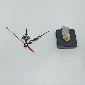 `Часовой механизм, шток 21 мм, со стрелками №15