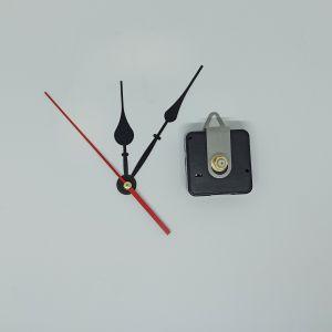Часовой механизм, шток 16 мм, со стрелками №03 (1уп = 5шт)
