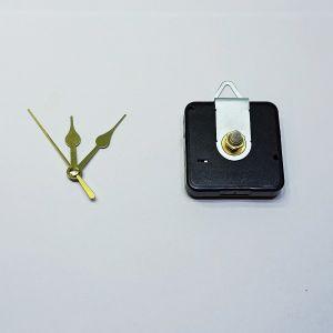 Часовой механизм, шток 16 мм, со стрелками №18 (1уп = 5шт)