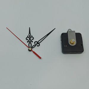 Часовой механизм, шток 16 мм, со стрелками №20 (1уп = 5шт)