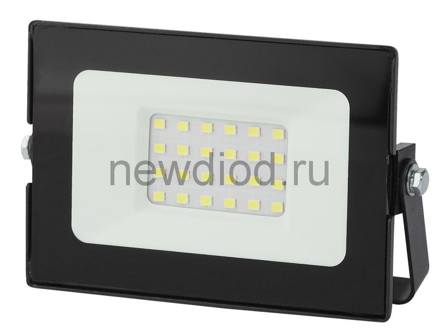 Прожектор светодиодный уличный 20Вт 1600Лм 6500К 125х85х50 LPR-021-0-65K-020 ЭРА