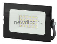 Прожекторы Стандарт LPR-021-0-65K-020  ЭРА Прожектор светодиодный уличный 20Вт 1600Лм 6500К 125х85х5