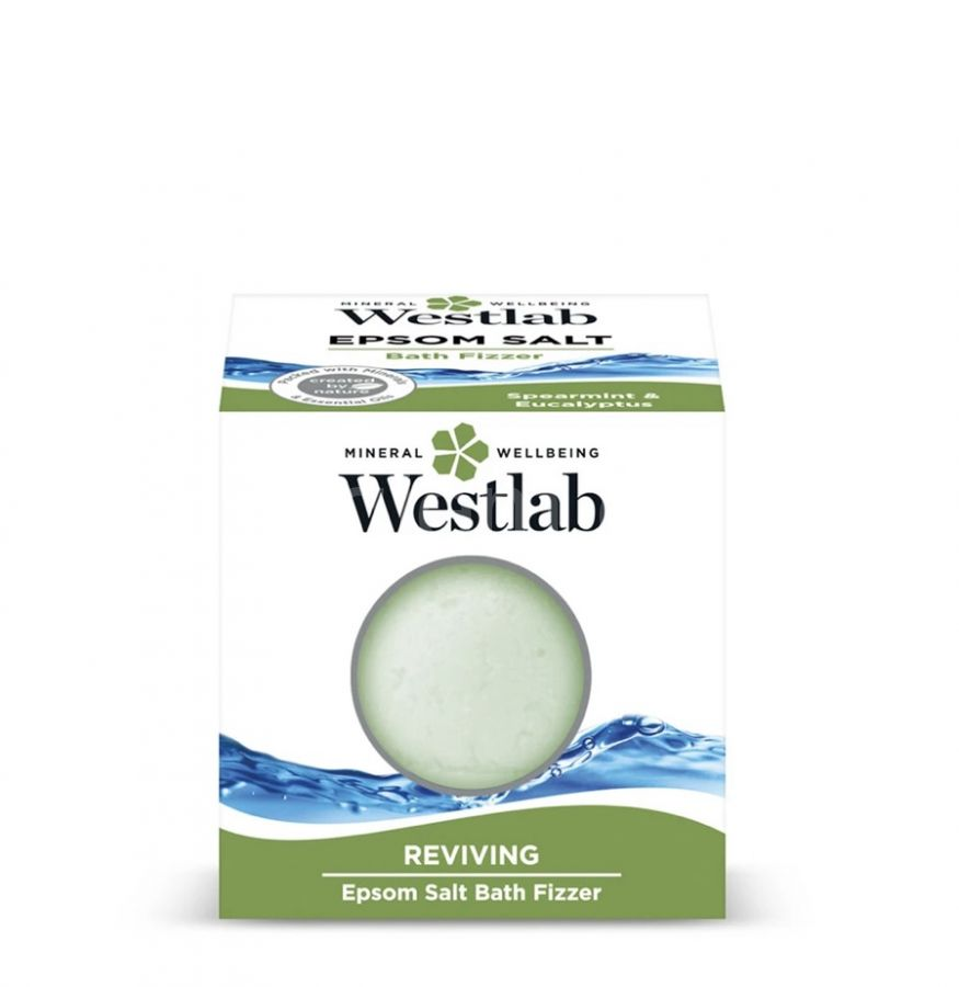 Бомбочки для ванны с эпсом солью Westlab,150 грамм