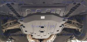 Защита картера и кпп, АВС-Дизайн, композит 8мм