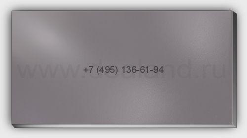 Лист алюм. 2х1500х3000 RAL7004 Серый