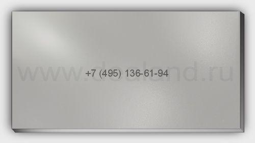 Лист алюм. 2х1500х3000 RAL7035 Серый