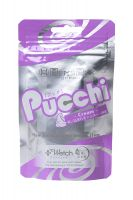Мастурбатор нереалистичный,Pucchi  Cream, MensMax, TPE, белый, 6,5 см