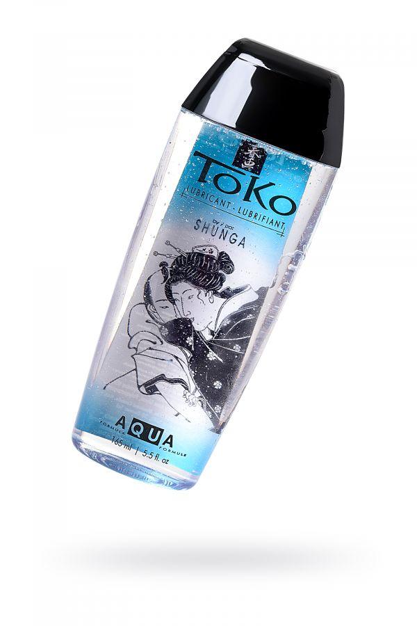 Лубрикант Shunga Toko Aqua на водной основе, ультра-шелковистый, 165 мл