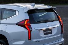 Спойлер на крышку багажника, стиль 2021