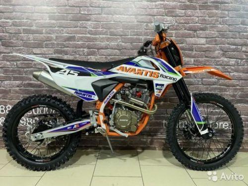 Мотоцикл Avantis A5