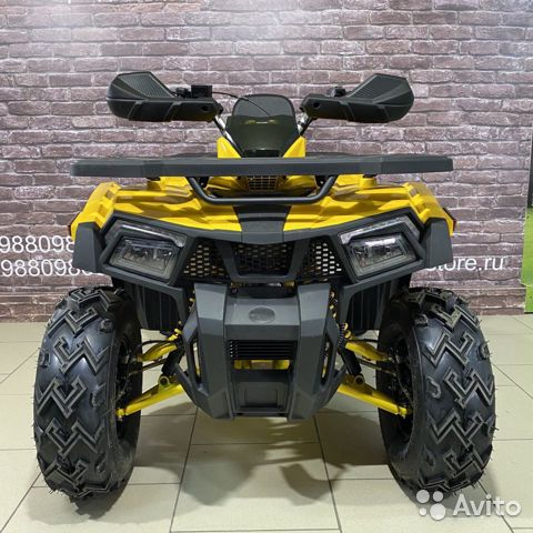 Квадроцикл Motoland Wilde Track X 2020 год