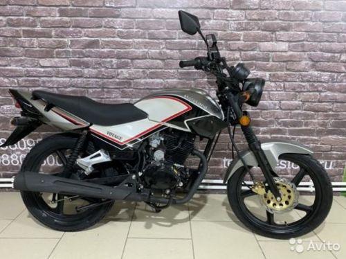 Дорожный мотоцикл Motoland Voyage 200