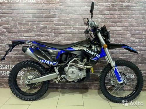 Мотоцикл Avantis A7 Premium (177FMM) с птс 32лс