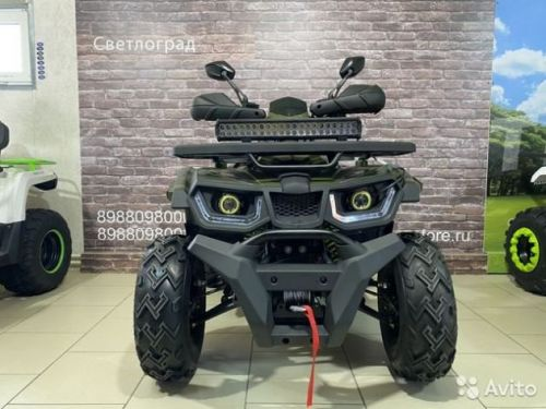 Квадроцикл Avantis Big Hunter 200 Premium