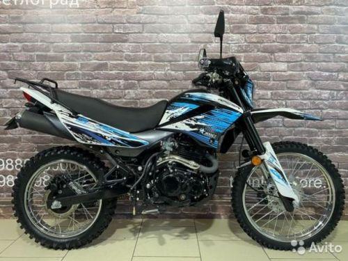Энудро мотоцикл Racer Panther RC300-GY8X [Б/У]