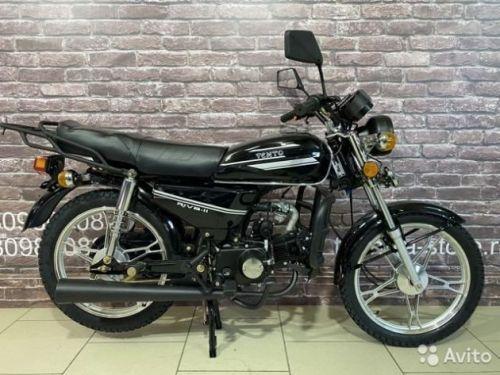 Мопед Vento Riva II Classic 110cc(по паспорту49сс)