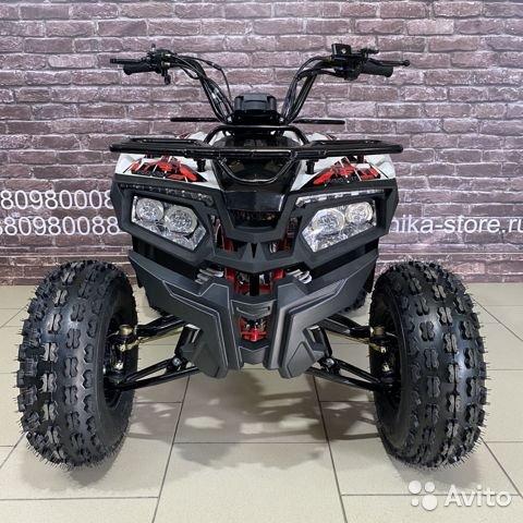 Квадроцикл Yacota Fusion One 125 2020 год