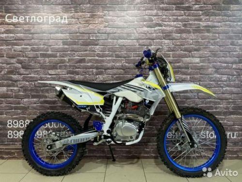 Мотоцикл кроссовый Ataki DR250 Enduro 172FMM 21/18