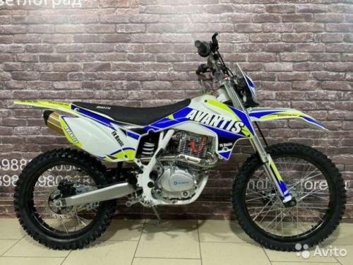 Мотоцикл Avantis FX 250 172FMM 21лс