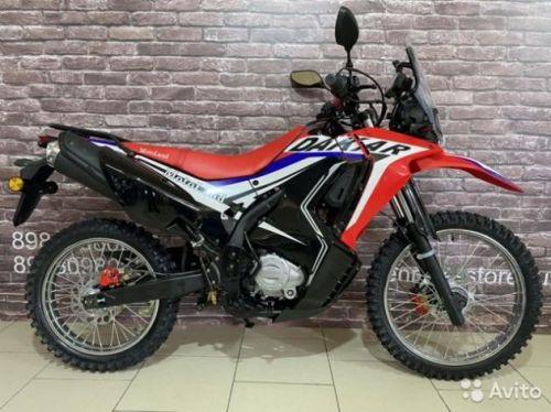 Эндуро Dakar LT 250 с птс 2020 172 Zongshen