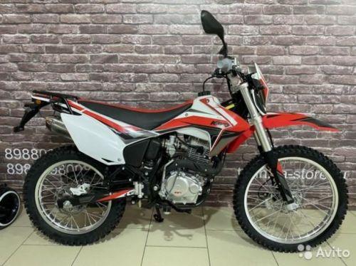 Кроссовый мотоцикл Kayo T2G Enduro модель2020 птс