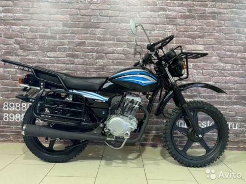 Мотоцикл дорожный Motoland Forester 200 кубов