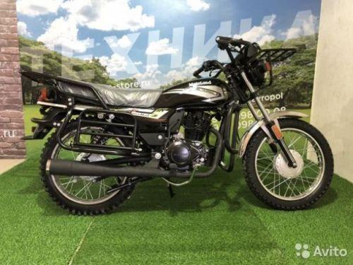 Мотоцикл Motoland Forester 200 L