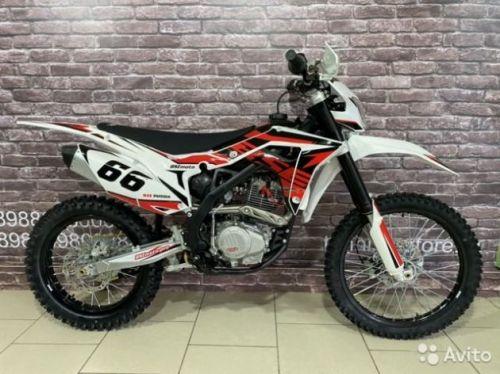 Кроссовый мотоцикл BSE Z4 250e 21/18 2020 год