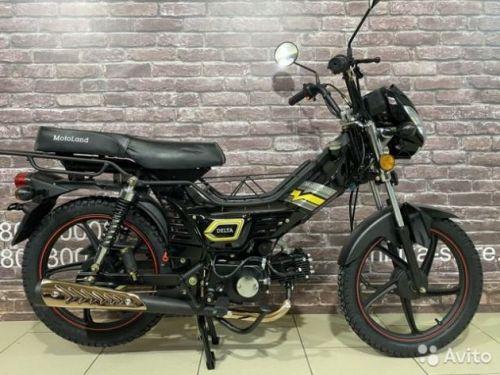 Мопед Motoland Delta 50 (мотор 110см3)